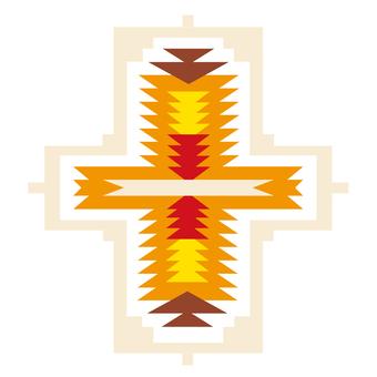 Jacoba pattern - cross