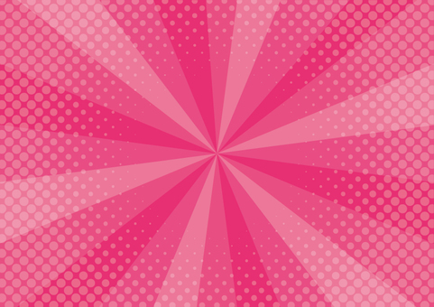Dot gradation background 2 d