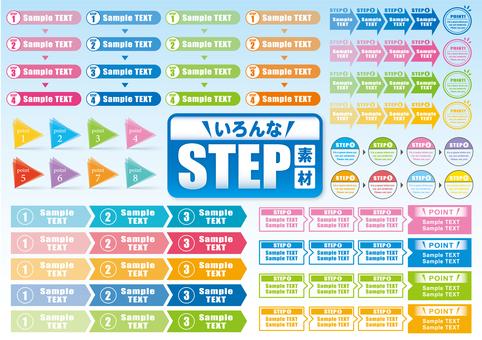 [인포 그래픽] STEP 프레임