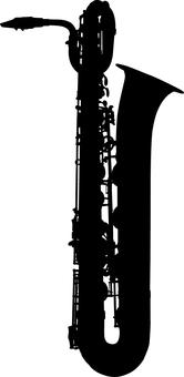 바리톤 색소폰