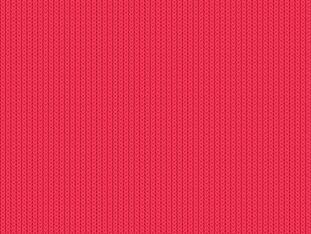 Knitting background (red)