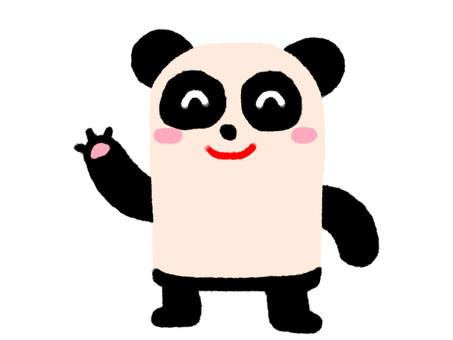 팬더 인사