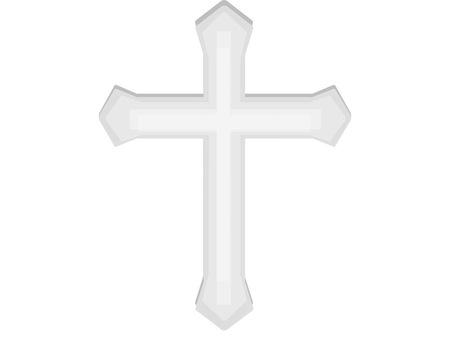 十字架 シルバー