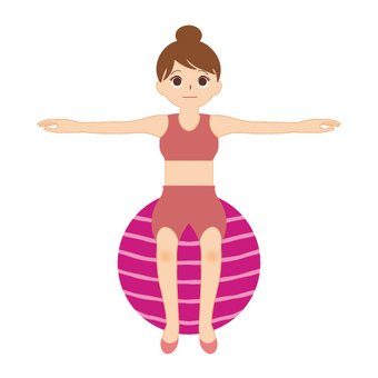 Diet (balance ball)