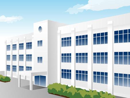 School building 4
