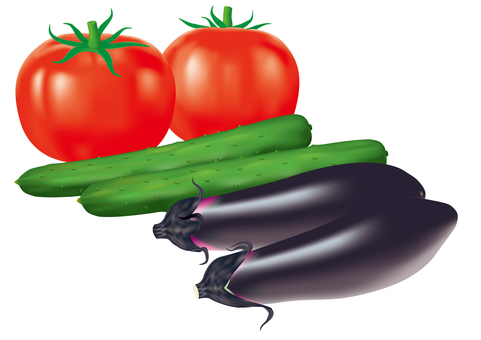 Summer vegetables _ 001