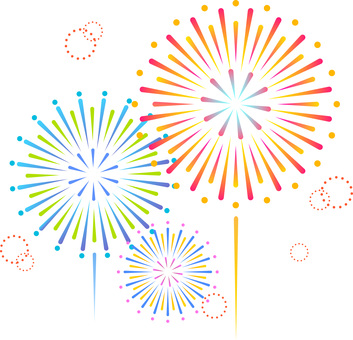 90624. Fireworks 3