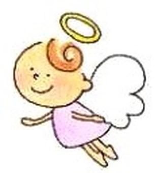 天使(粉紅色)