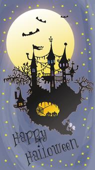 Halloween wallpaper 5 vertical