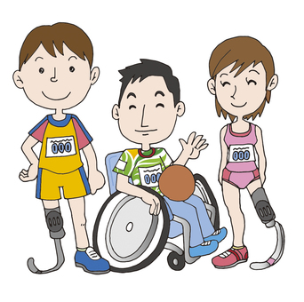 Disabled sports 02