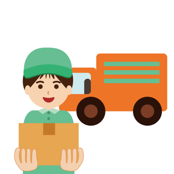 Various professional series (transport industry · delivery system)