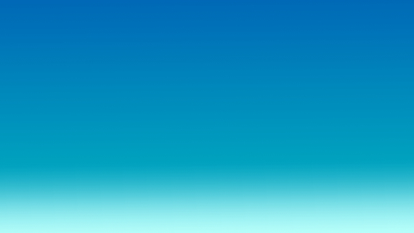 Eye catch (16: 9) Blue glade background