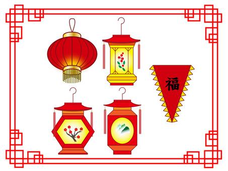 農曆新年裝飾