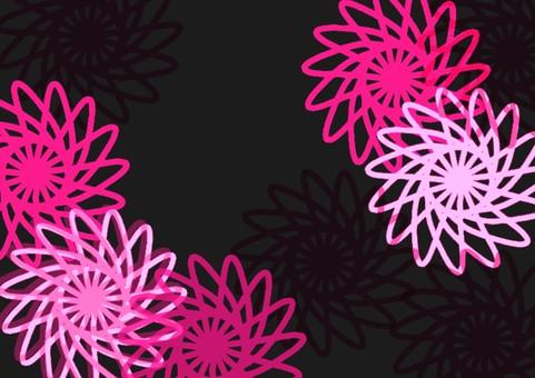 Flower A4 sheet