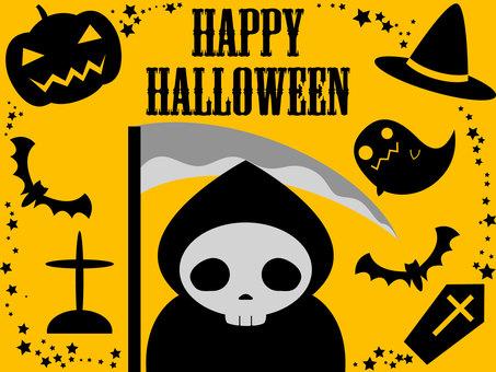 Halloween Shinigami