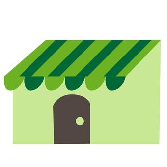 Shop / shop (green)