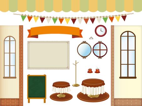 Cafe set 02