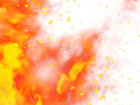 火焰圖燃燒