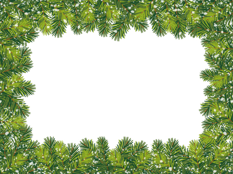 フレーム_もみの木