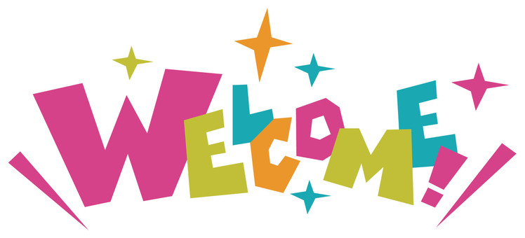 Welcome! WELCOME ★ logo ★