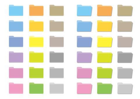 Color folder 1