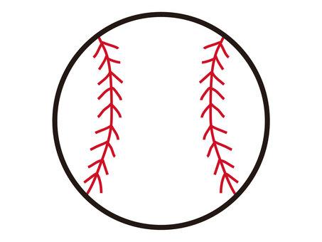 야구 공 1