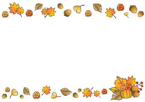 秋の素材35