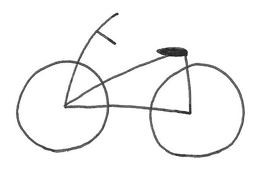 자전거 단순