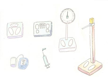 Health equipment 01