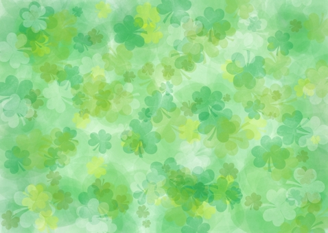 Fluffy Clover Background