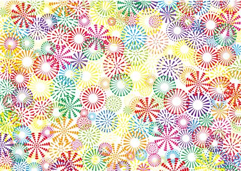 Summer image Fireworks 10