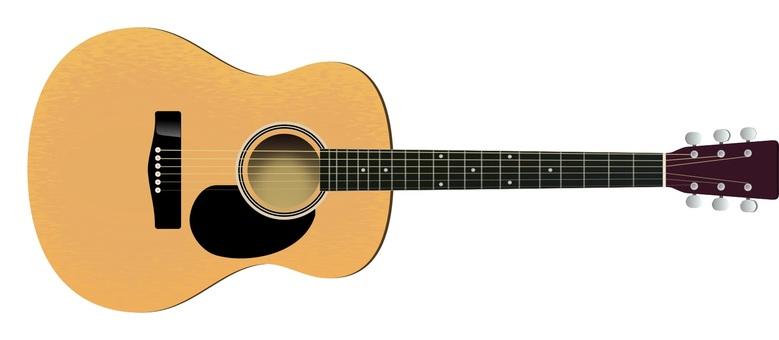 Folk guitar 1