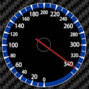 Speedometer -3