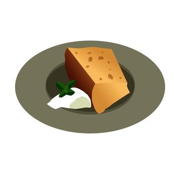 파운드 케이크 1
