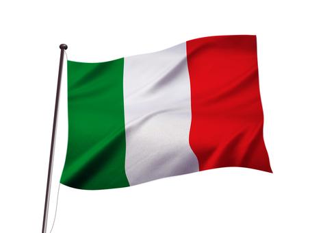 Italian flag image