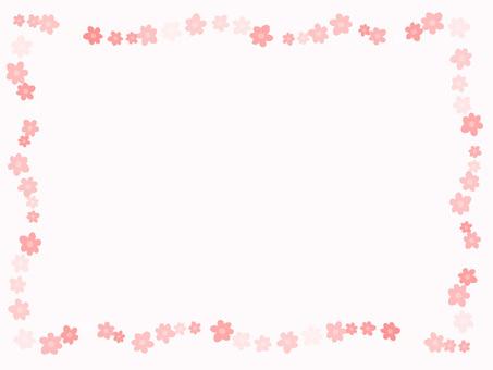 Flower frame ver 04