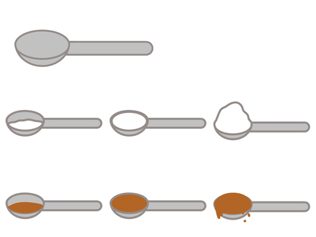 Spoon weighing