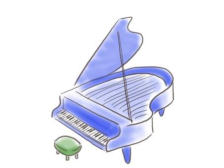 그랜드 피아노 6