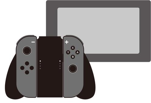 최신 게임기 단순