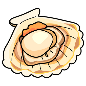 Baked scallops 2