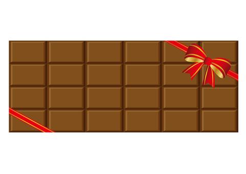 Chocolate background Valentine