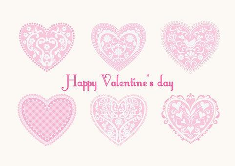 Valentine's Heart Ornament