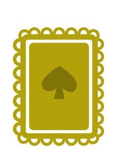 Spade's Gold Card