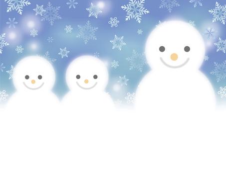 Snow Background 5
