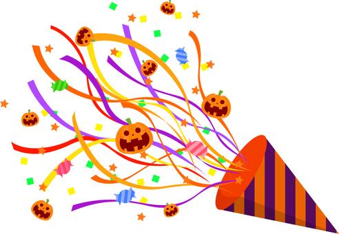 Halloween cracker