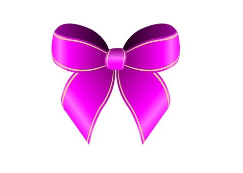Plump Pink Ribbon