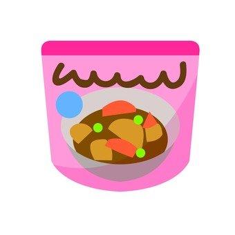 Retort food 2