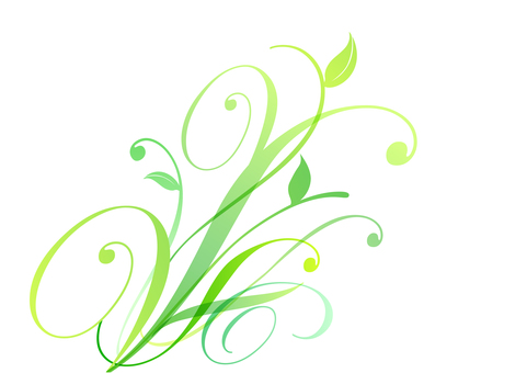 Fresh green material 28