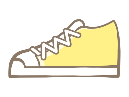 Sneakers-Yellow 190626