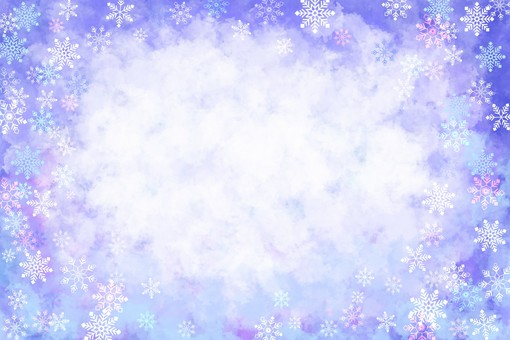 Snow background